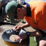 NQMA Gold Pan Event Mareeba - Finding the Gold!